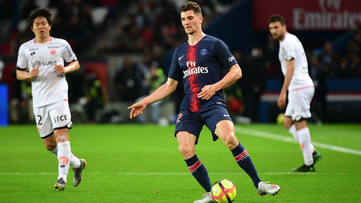 PSG : Thomas Meunier affiche un souhait fort pour son avenir