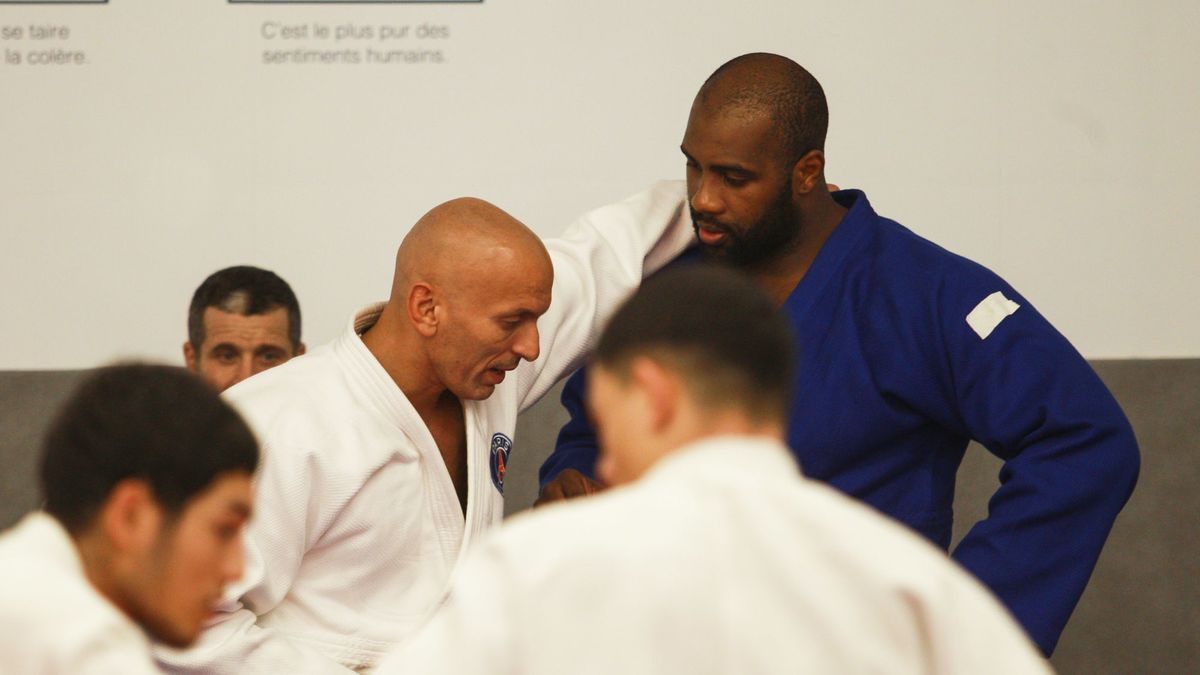 Judo - Bouras : «Être Parisien et faire partie du PSG Judo, c'est le summum !»…
