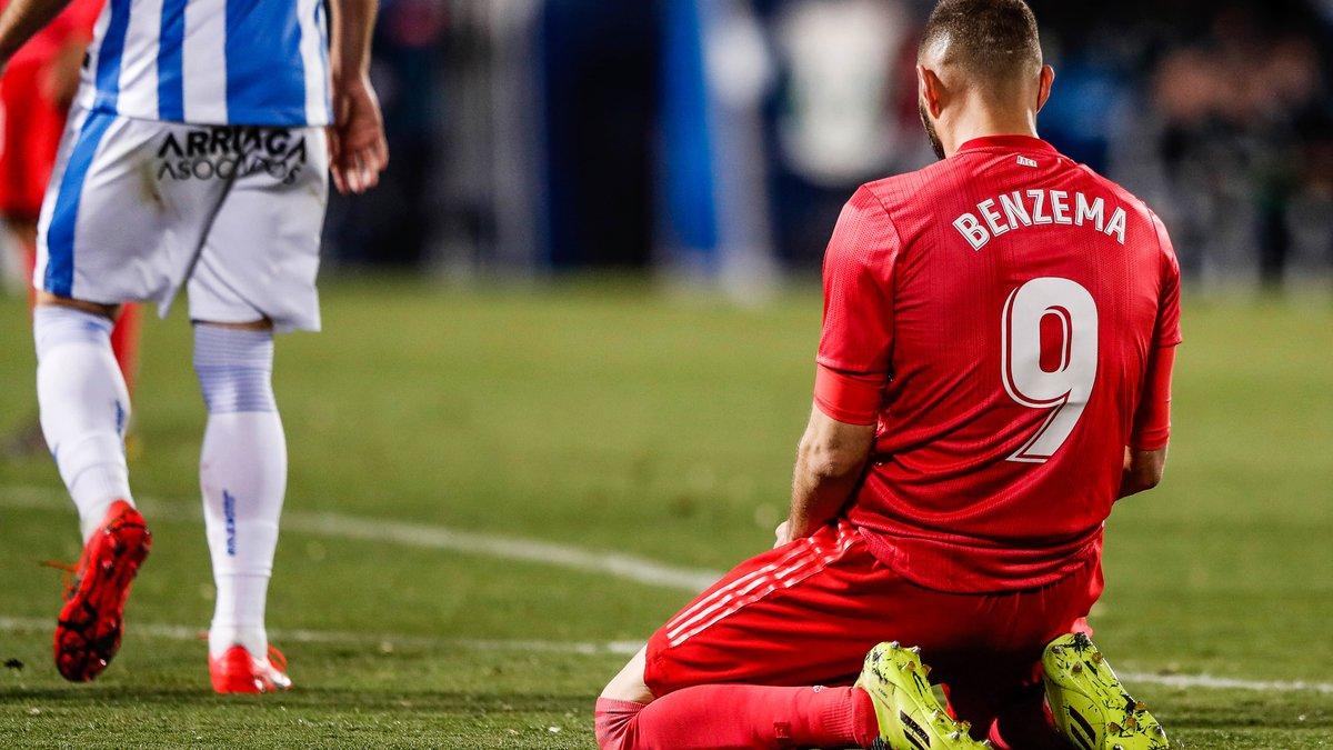 Mercato - Real Madrid : Zidane aurait pris une décision radicale pour Benzema !