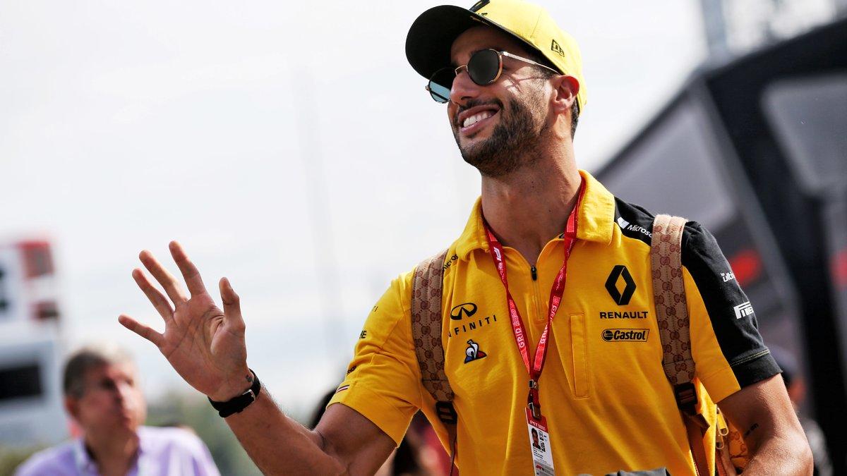 Formule 1 : Ricciardo annonce la couleur pour Monaco !
