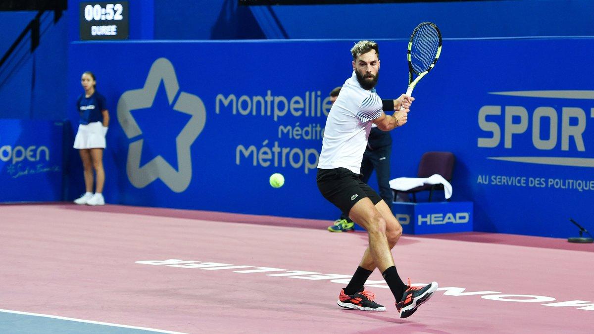 ATP - Tournoi de Lyon : Benoît Paire se qualifie pour les demi-finales