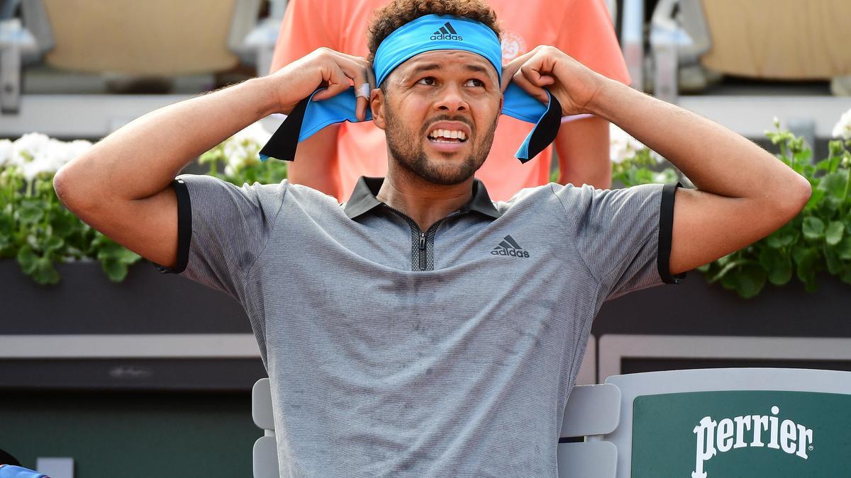 Roland-Garros : Tsonga éliminé au deuxième tour par Nishikori, N°7 mondial