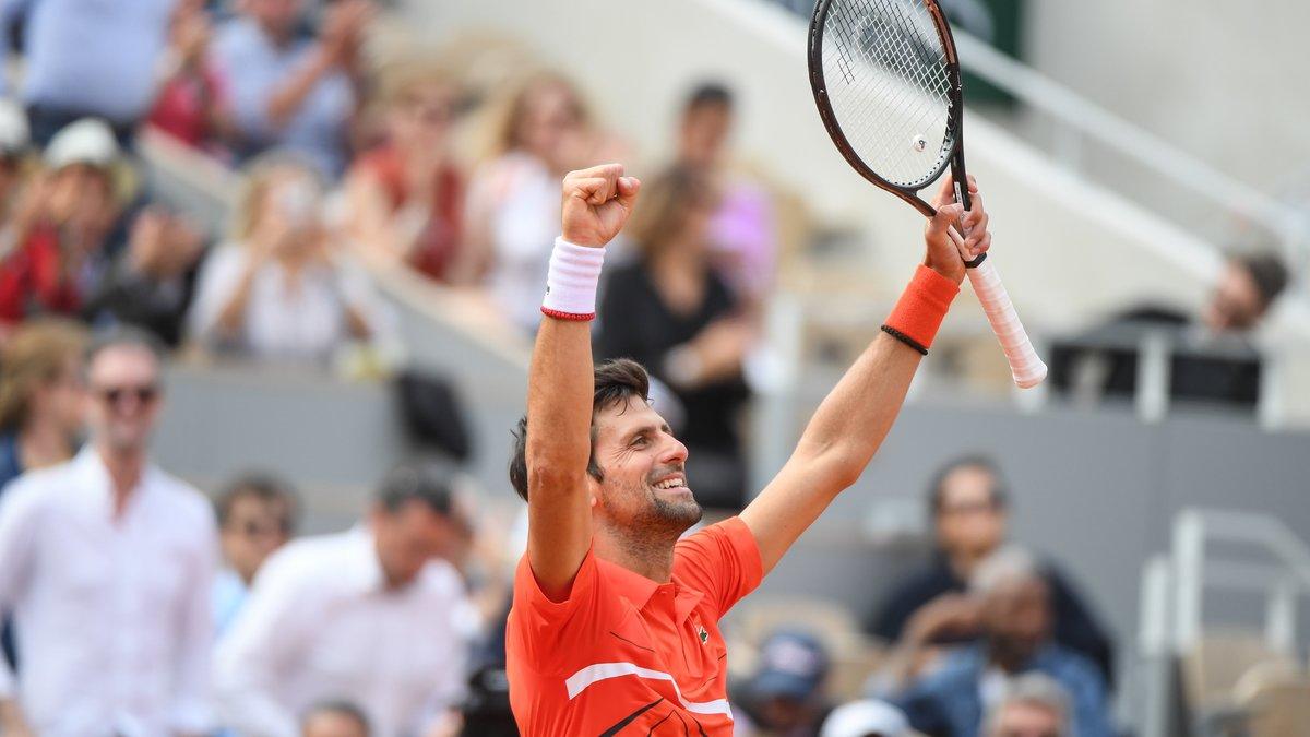 Roland-Garros : Novak Djokovic se qualifie pour les 8e de finale