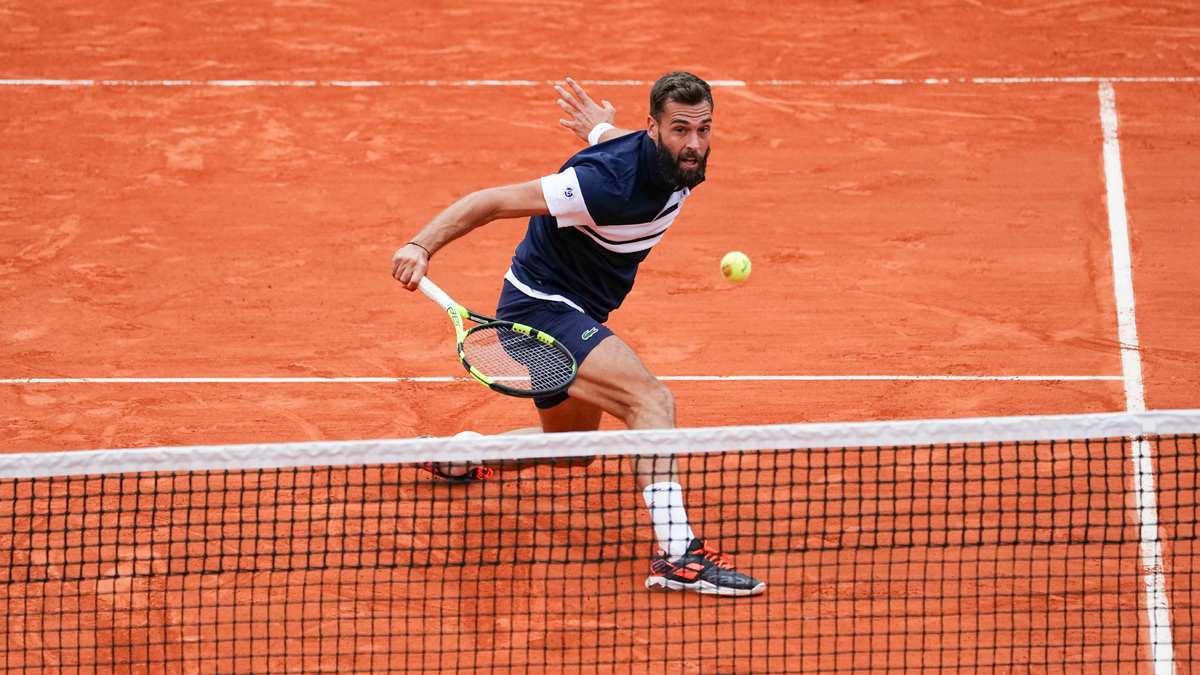 La pluie interrompt Nadal et Federer - Roland Garros
