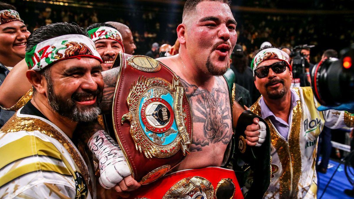 Boxe : Andy Ruiz Jr aurait donné son feu vert pour la revanche face à Joshua !