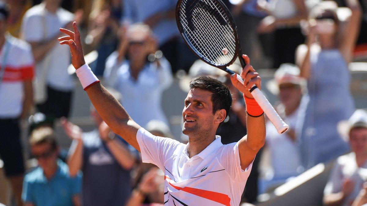 Rafael Nadal et Roger Federer en demi finale à Paris — Roland-Garros
