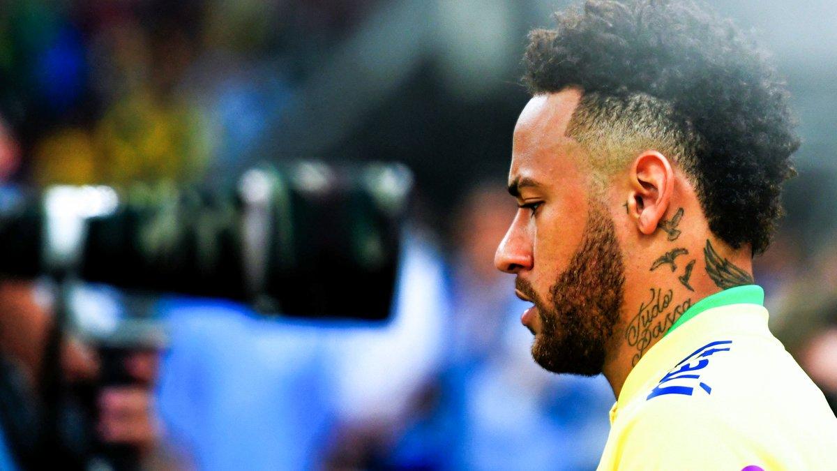 On connaît la durée de l'absence de Neymar — PSG