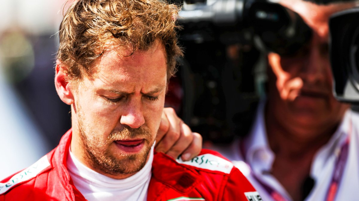 Ferrari invoque son droit de révision après la pénalité de Vettel