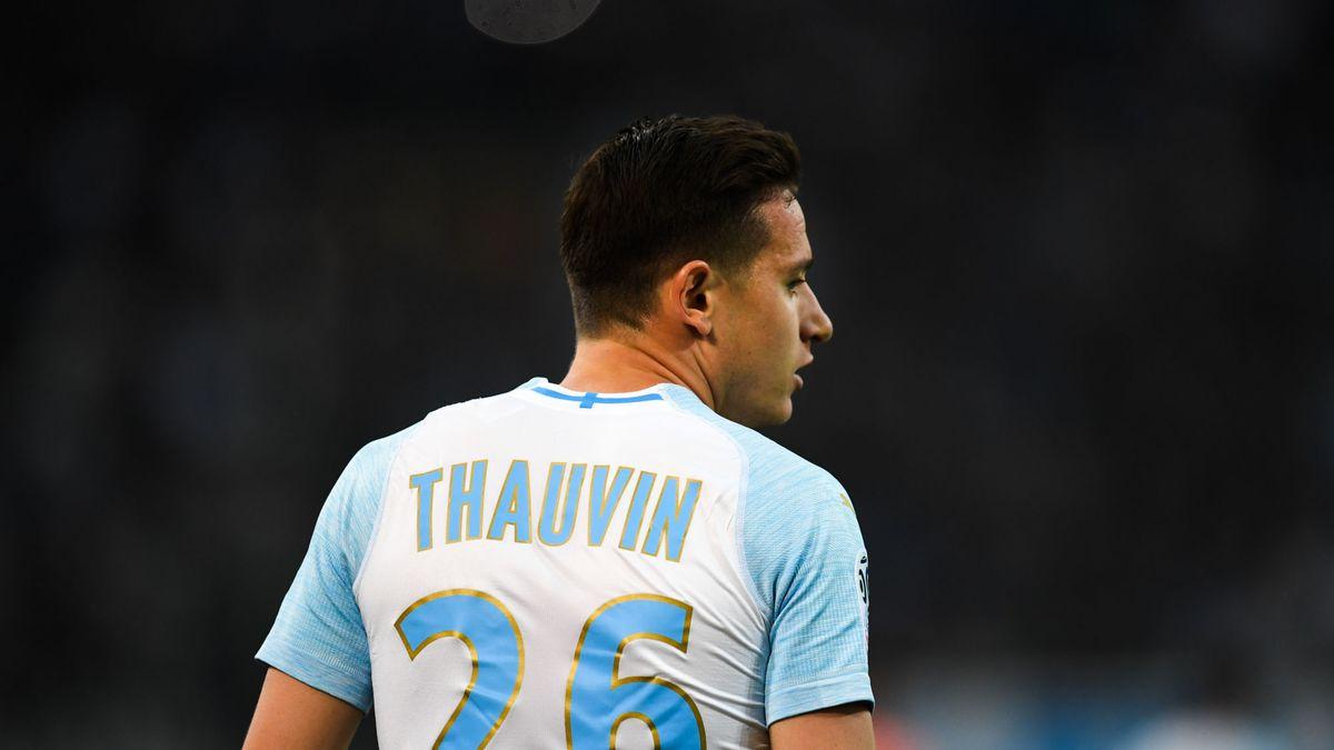 Villas-Boas apporte une grosse clarification pour Thauvin — Mercato