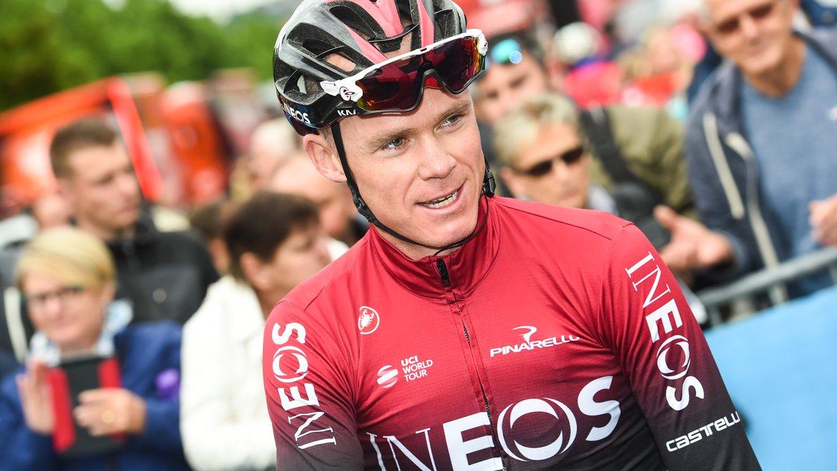 Froome, grièvement blessé, forfait pour le Tour de France — Dauphiné