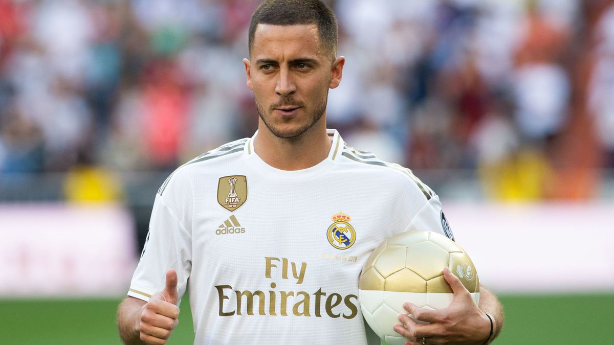Real Madrid : LeBron James, Beckham... Eden Hazard aurait pris une décision étonnante…