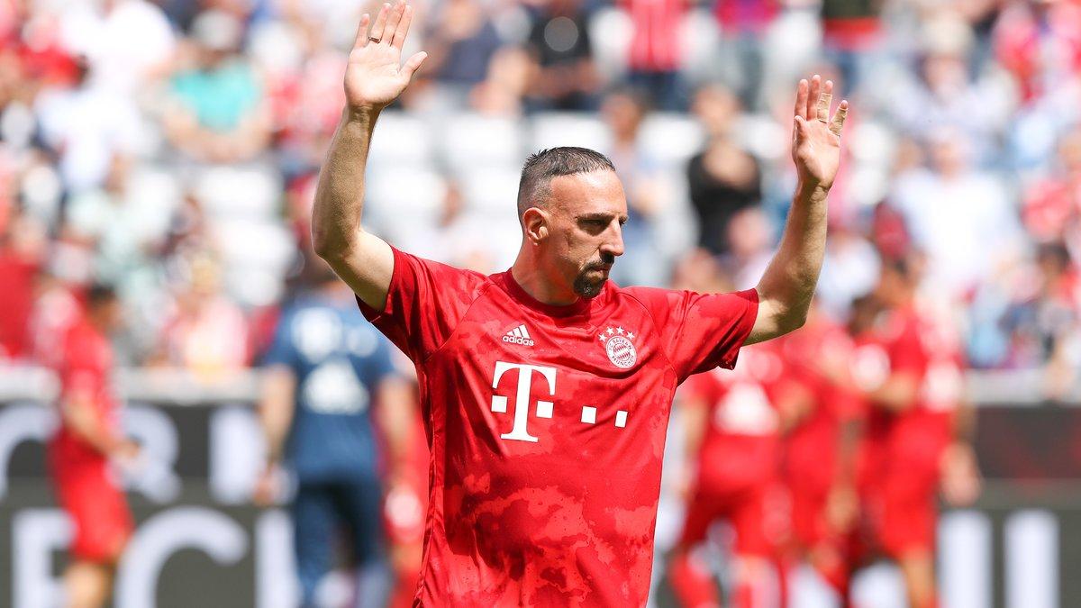 Franck Ribéry vers l'Angleterre — Mercato
