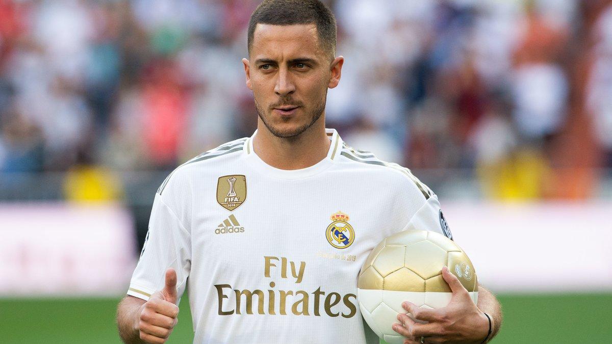 Le tacle surprenant de Marcelo à son nouveau coéquipier Hazard — Real Madrid