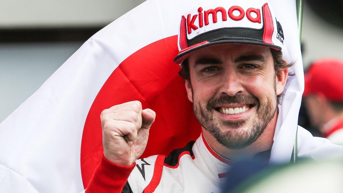 Formule 1 : Un retour en F1 ? La réponse de Fernando Alonso !