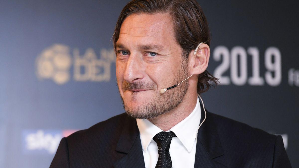 Francesco Totti quitte la Roma après 30 ans d'amour — Ita