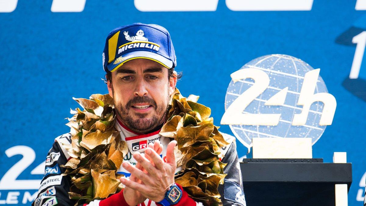 Formule 1 : Fernando Alonso ouvre la porte à un retour !