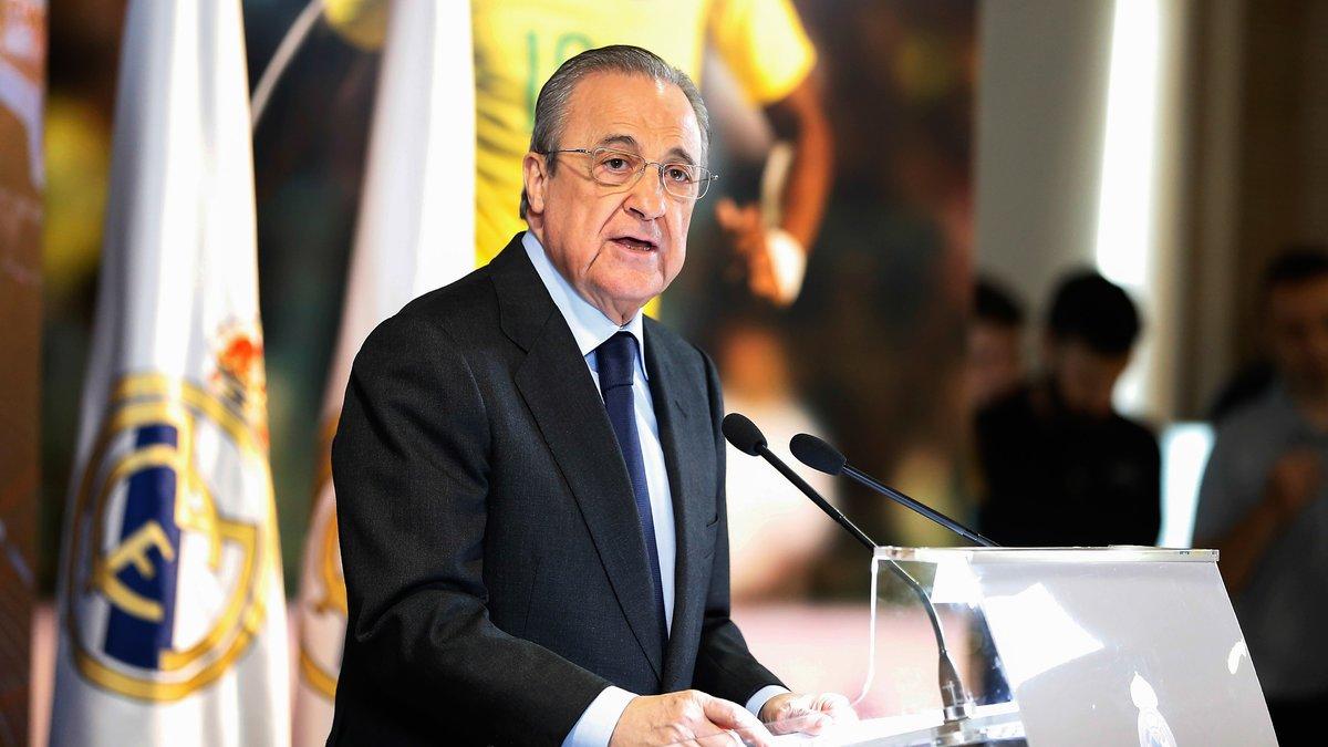 Mercato - Real Madrid : Florentino Pérez aurait une priorité claire pour cet hiver !