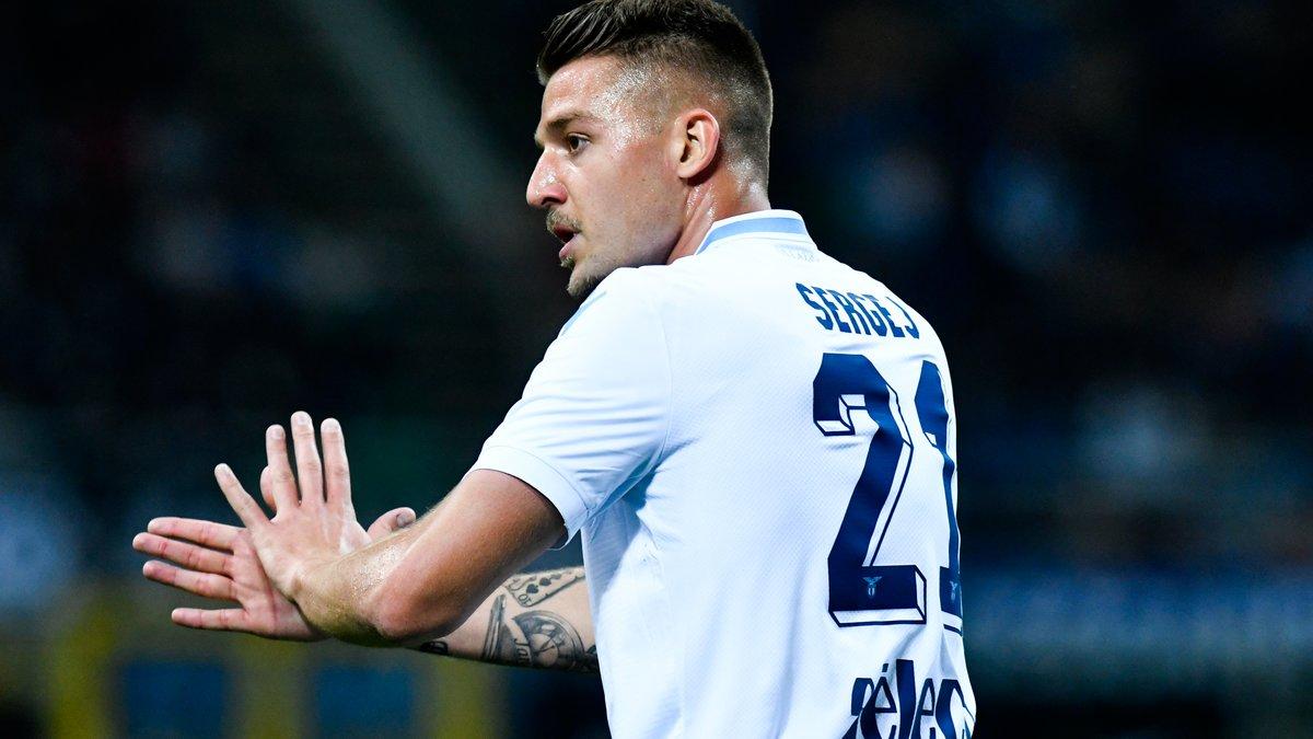 Aucune offre du PSG pour Milinkovic-Savic selon la Lazio Rome — Mercato