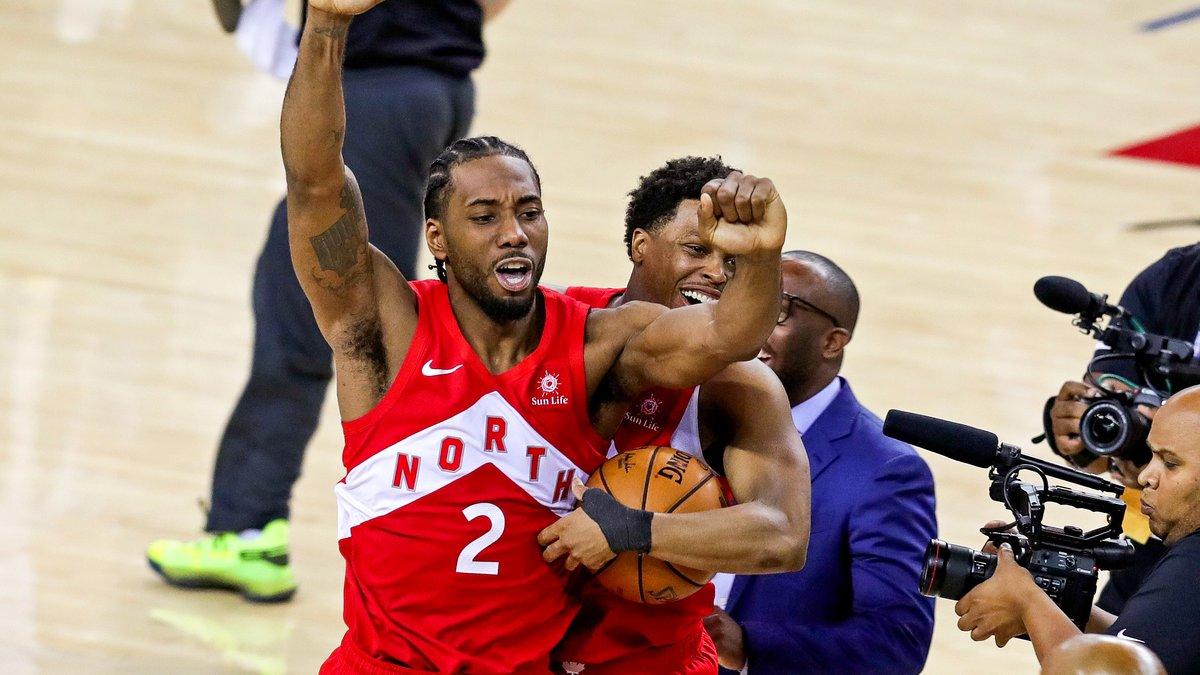 NBA : Kawhi Leonard envisage de resigner avec les Raptors