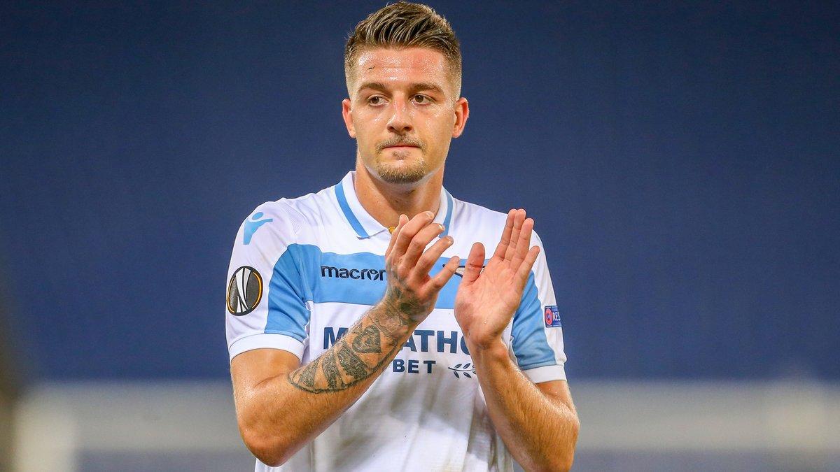Lazio : le PSG n'a pas fait d'offre pour Milinkovic-Savic