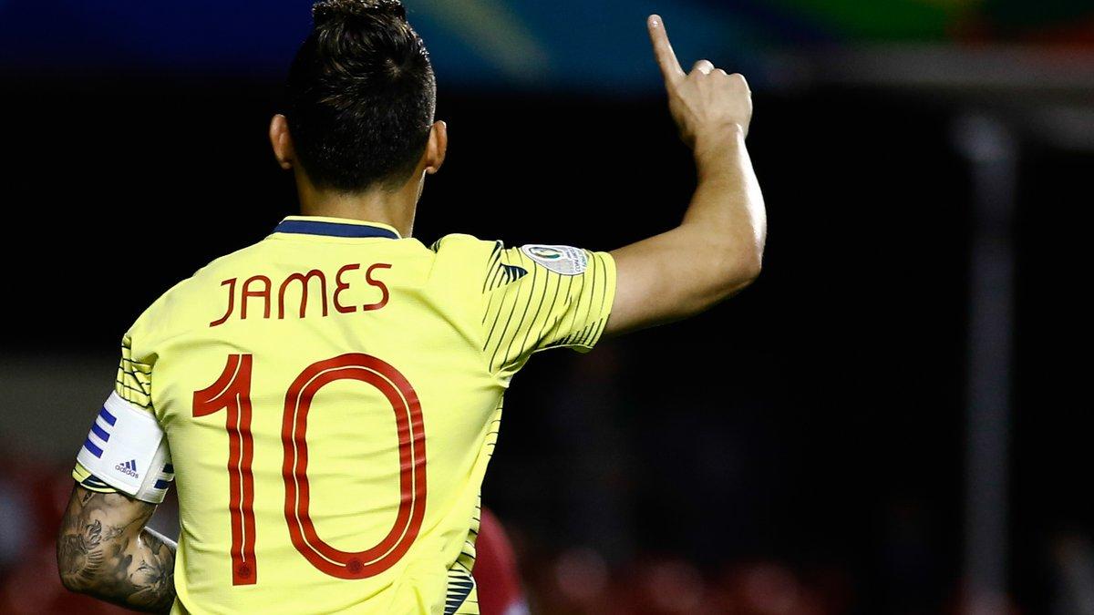 Mercato - Real Madrid : James Rodriguez aurait pris une décision radicale !
