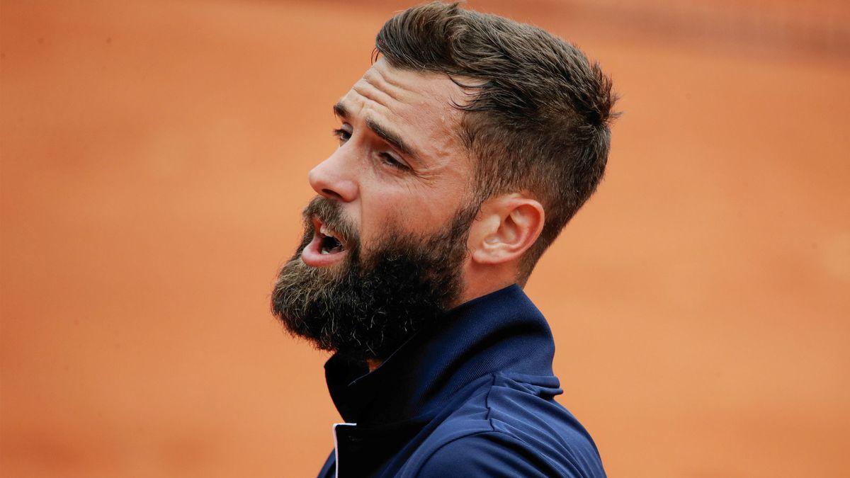 L'énorme coup de gueule de Benoit Paire — Tennis