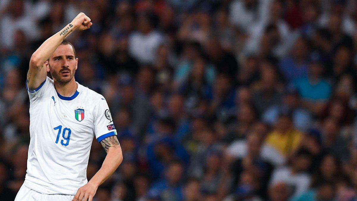 Leonardo Bonucci s'éloigne — Mercato PSG