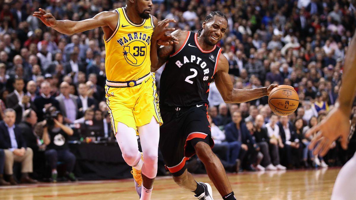 Kevin Durant et Kawhi Leonard voudraient jouer avec la même équipe