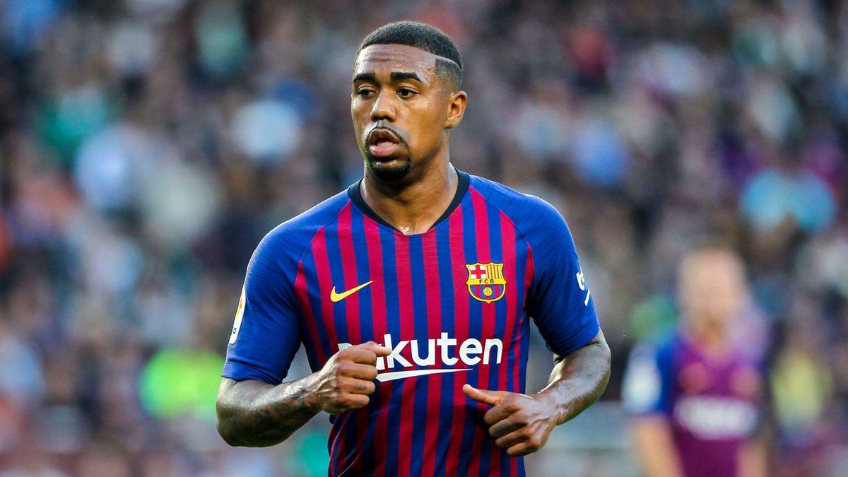 Everton passe la seconde pour Malcom — Barça