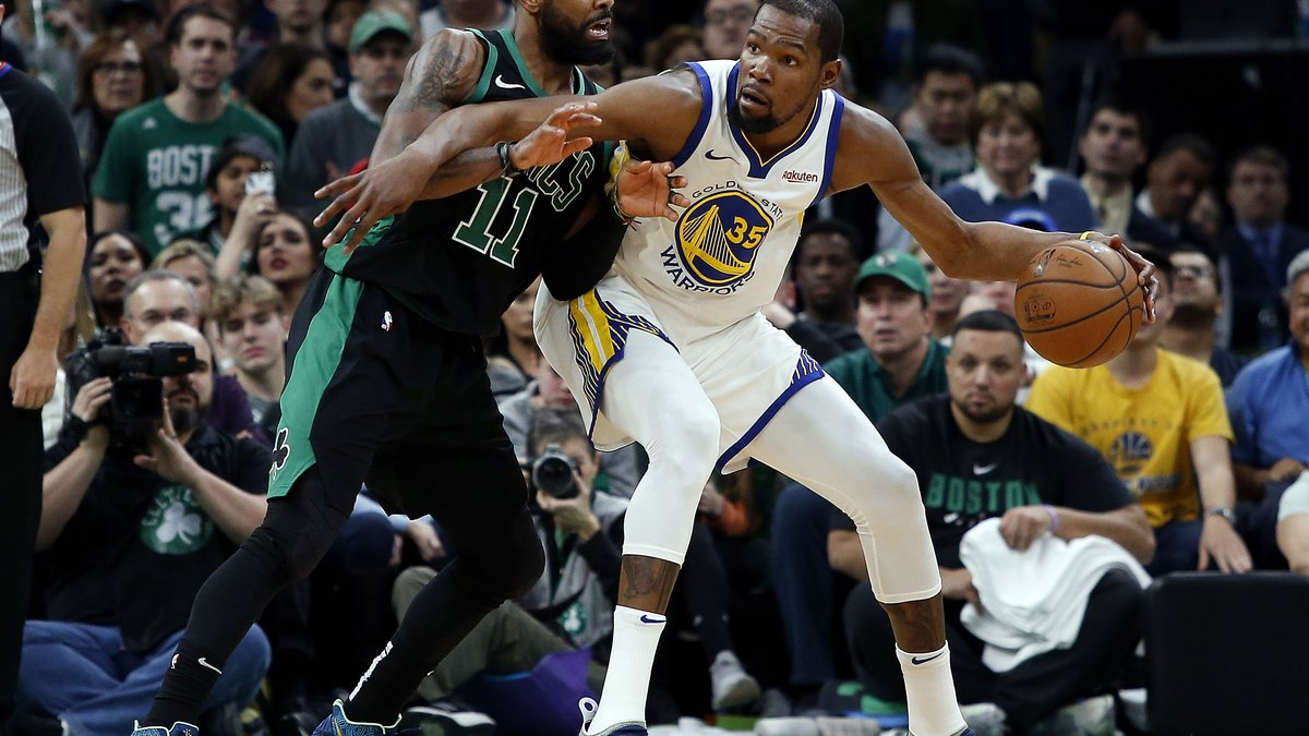 Basket - NBA : Un point de chute trouvé pour Kyrie Irving et Kevin Durant !