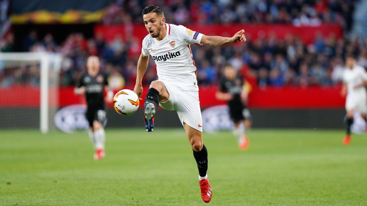 Le PSG officialise le transfert de Pablo Sarabia — Mercato