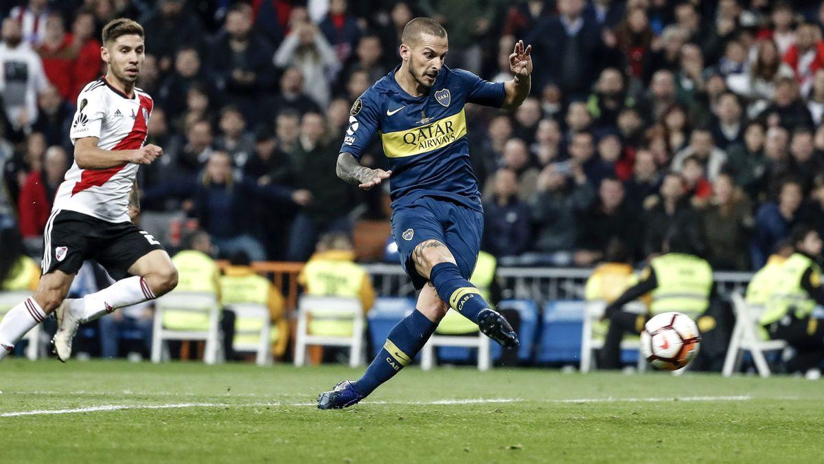 Benedetto veut quitter Boca et signer à Marseille