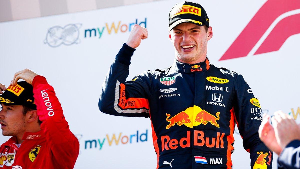Formule 1 : Verstappen annonce la couleur pour le Grand Prix de Grande-Bretagne !