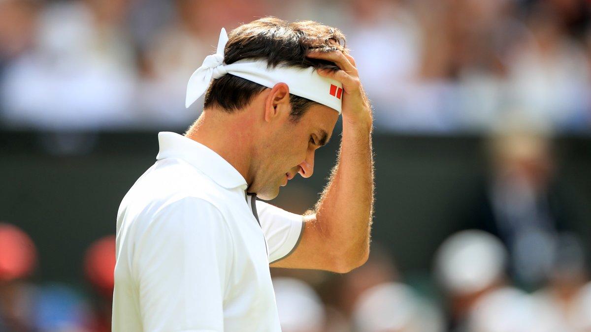 Wimbledon: Roger Federer passe en quatre sets au 2e tour