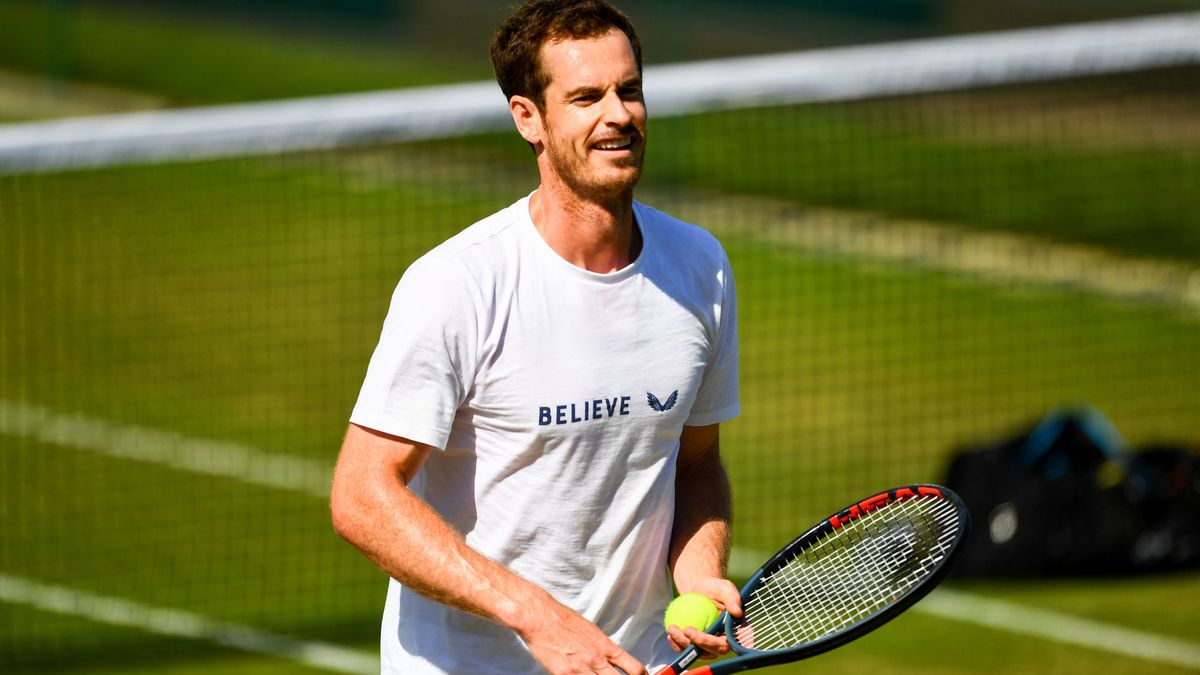Wimbledon: Murray et Serena Williams poursuivent l'aventure en double mixte