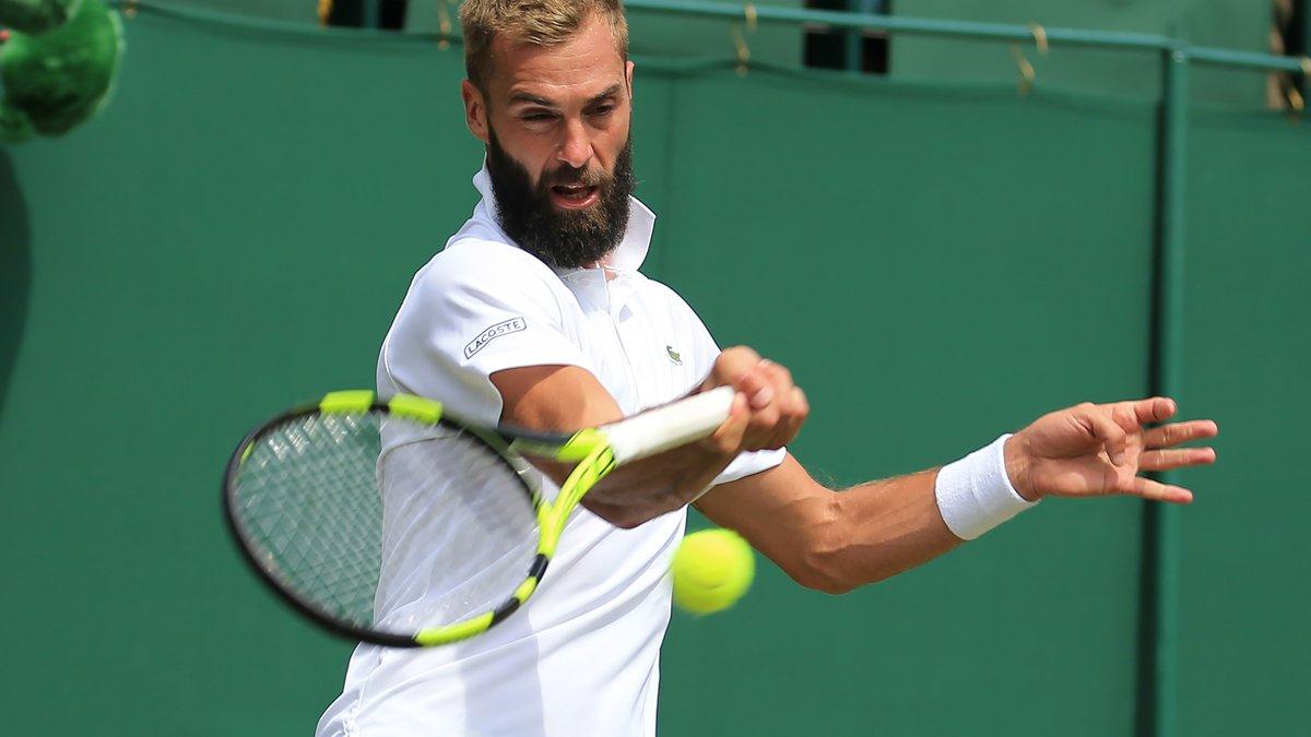 Tennis : Benoit Paire confiant avant son huitième de finale à Wimbledon…