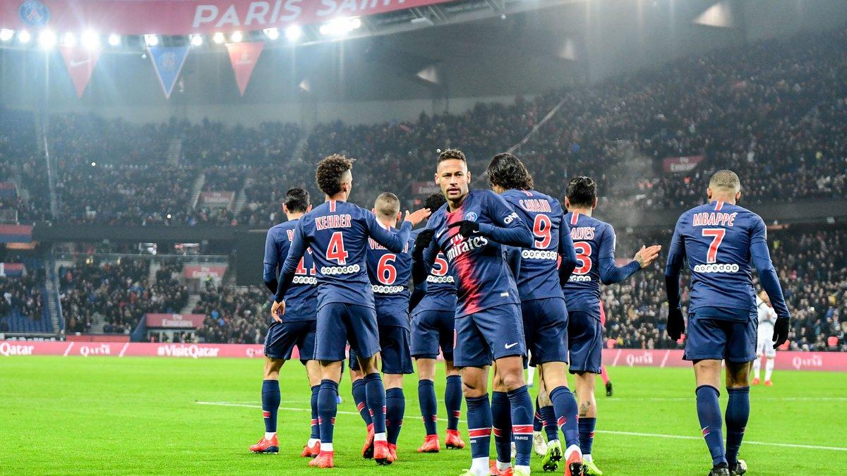 Neymar va beaucoup mieux — PSG