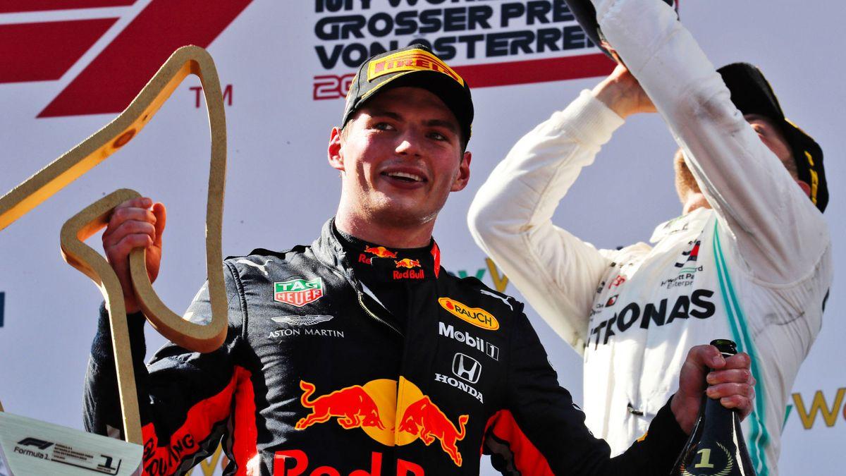 Formule 1 : Red Bull s'exprime sur l'avenir de Verstappen !