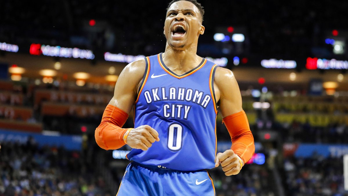 Westbrook débarque à Houston — NBA