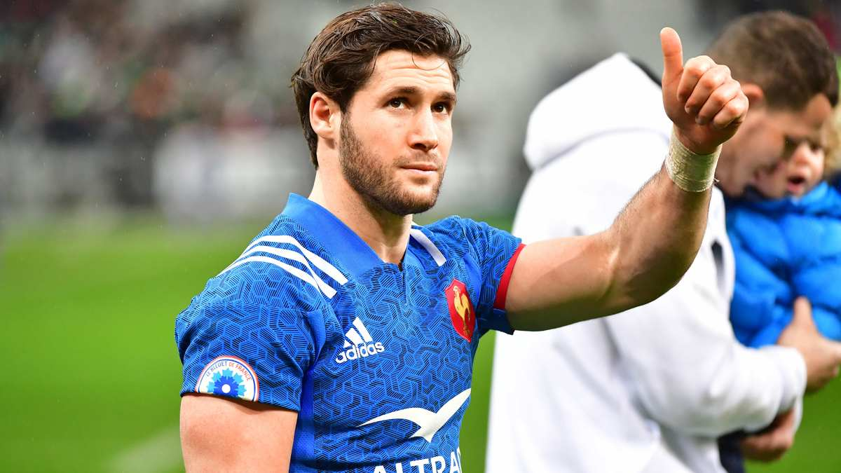 Rugby - XV de France : Ce joueur de Brunel qui affiche ses ambitions pour le Mondial !