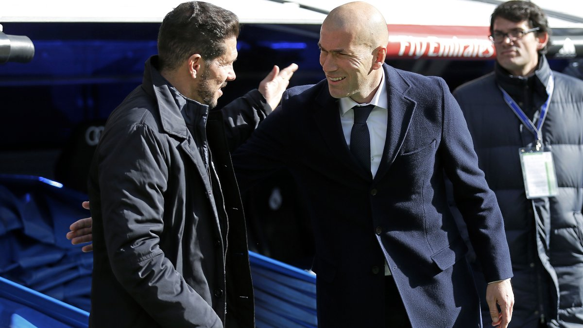 Mercato - Real Madrid : Diego Simeone va encore rendre service à Zinedine Zidane…