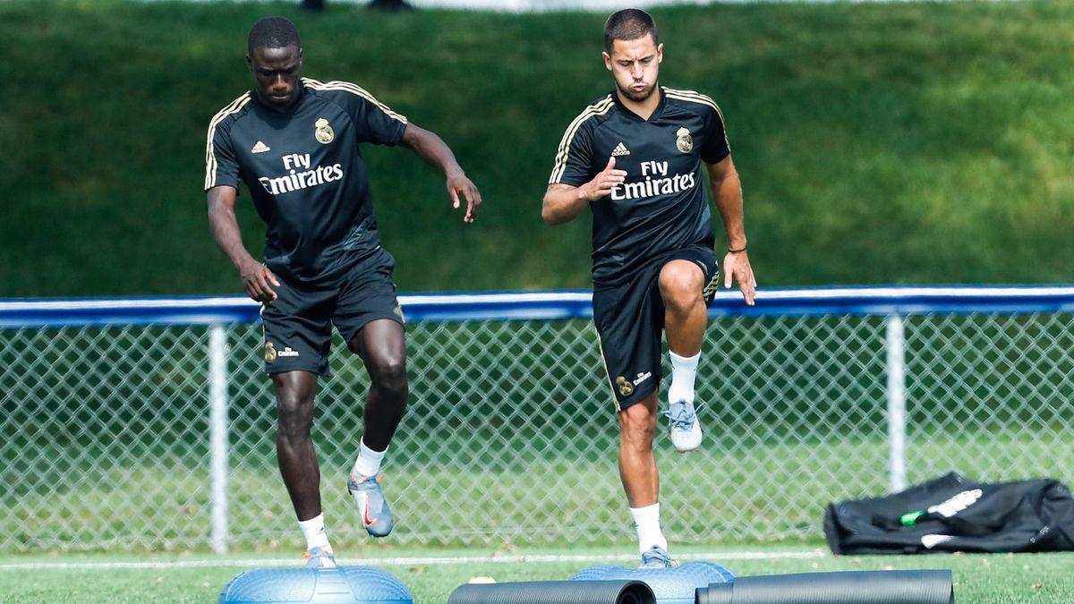 Real Madrid : Eden Hazard régale déjà à l'entraînement !