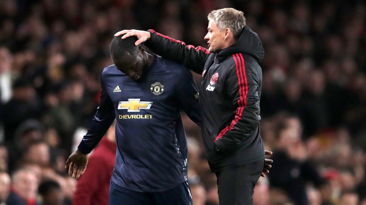 Mercato - Manchester United : Solskjær adresse un message à Lukaku !