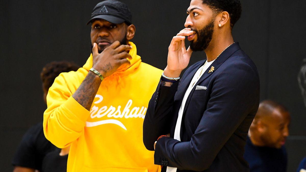 Basket - NBA : Howard aux côtés de James et Davis ? Ça se confirme !