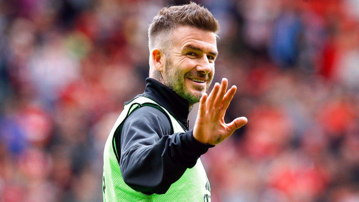 Mercato - Real Madrid : Beckham prêt à rendre un service à Zidane ?