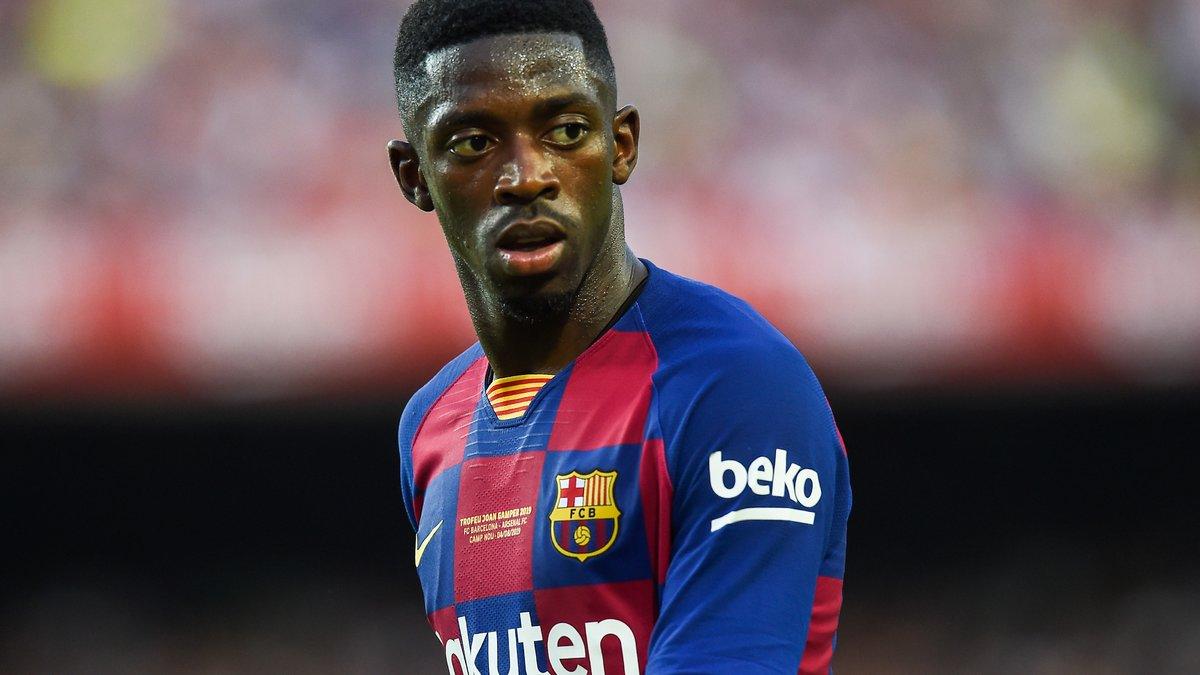Dembélé évoque son hygiène de vie — Barça