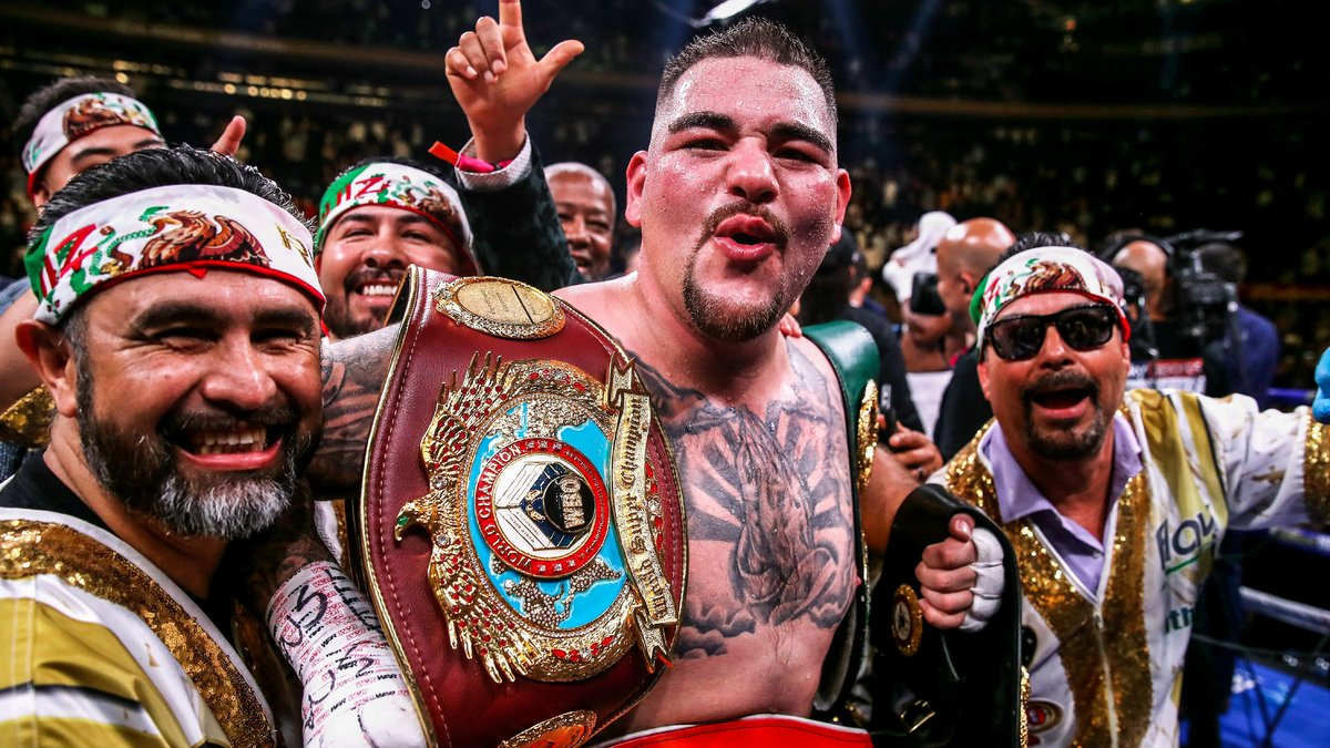 Boxe : Andy Ruiz Jr veut mettre un terme à la carrière de Joshua !