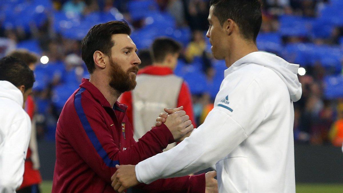 Mercato - Real Madrid : Lionel Messi regrette le départ de Cristiano Ronaldo !