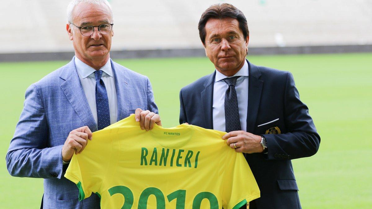 Nantes - Moqueur, Ranieri promet de prendre