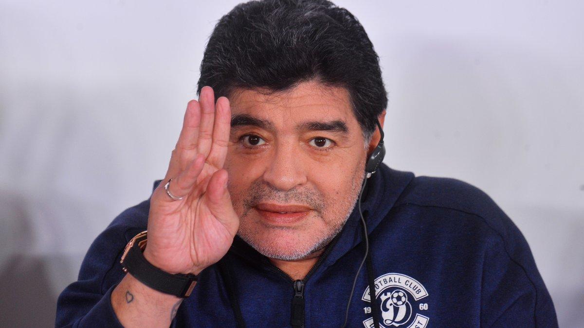 Maradona veut Mbappé au Real — PSG
